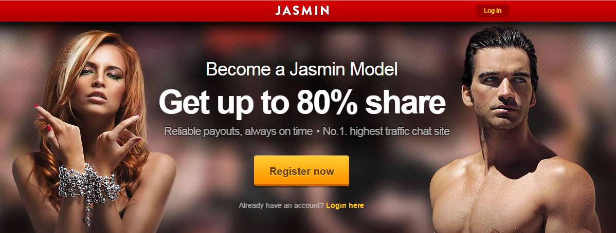 become a jasmin model