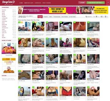 Bongacams - Free sex cams